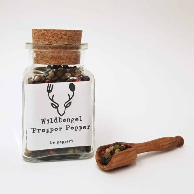 Wildbengel Prepper Pepper im Glas